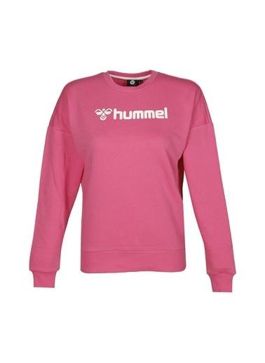 Hummel Hmlnaomi Kadın Sweatshirt Fuşya